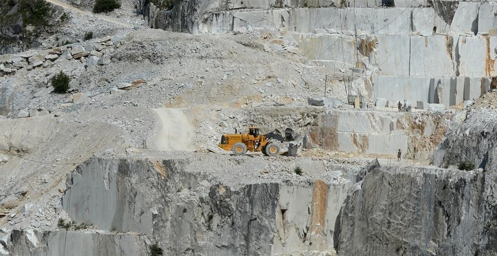 Quarries present all kinds of challenges – but not for Volvo CE machines.