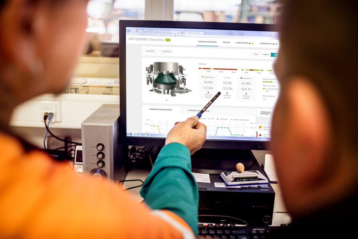 Metso and Rockwell Automation bring predictive maintenance to the mining industry