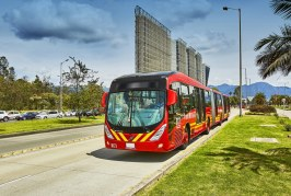 Volvo to deliver 700 city buses to Bogotá Colombia