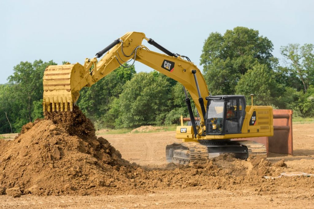 Next generation Cat 330 and 330 GC Excavators announced