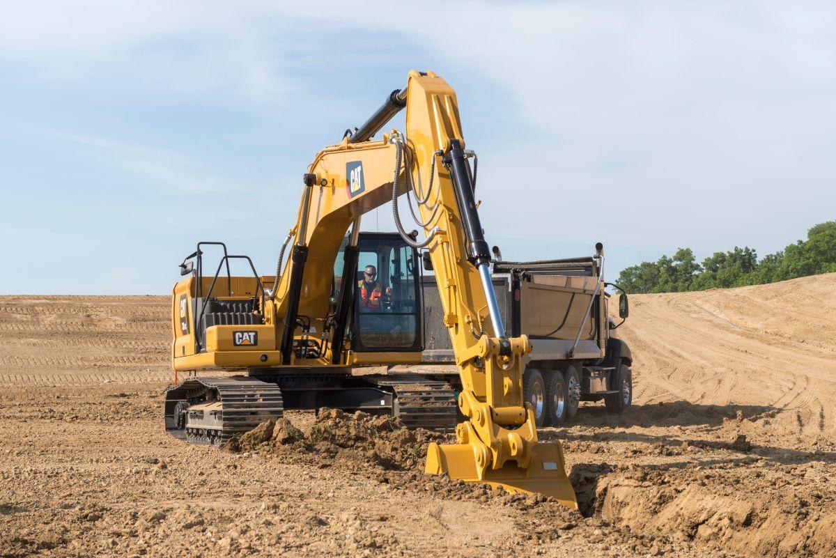 Next generation Cat 330 and 330 GC Excavators announced