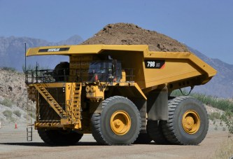 Caterpillar announces two new ultra-class Mining Trucks