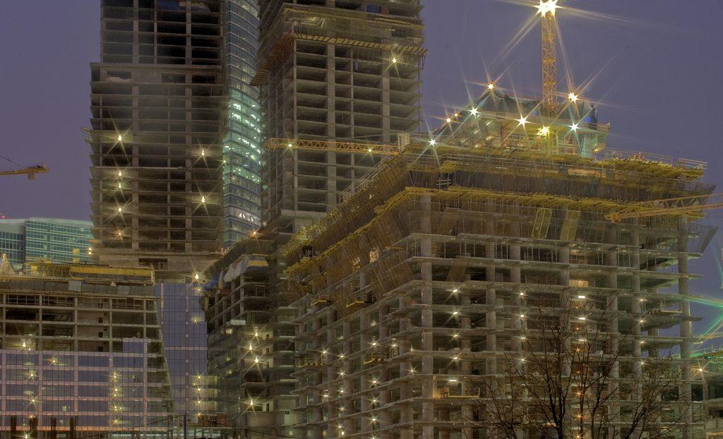 Construction - Photo by Pavel Kazachkov