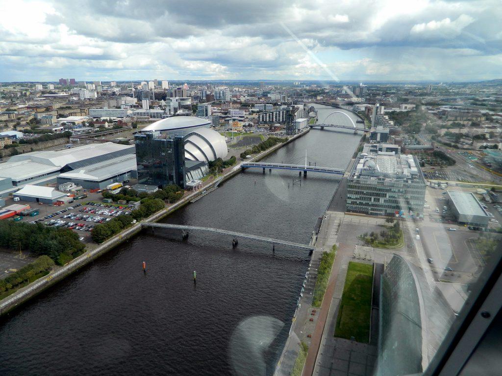 Glasgow - Photo by Gillian Lambie