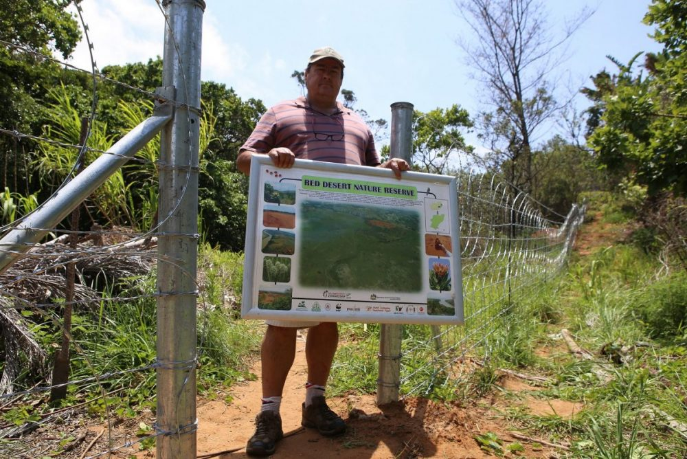SANRAL erects fence to protect world's smallest desert in South Africa