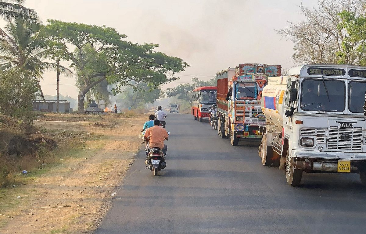 Driver shortages in the trucking industry - an India perspective