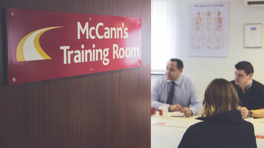 McCann boosts investment in their Electrical Training organisation to meet industry demand