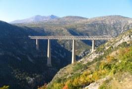 The European Investment bank finances better roads in Montenegro