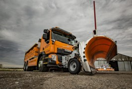 Highways England invests in high-tech gritters take to combat snow and ice