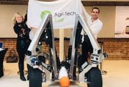 Small Robot Company unveils Harry the prototype farming robot