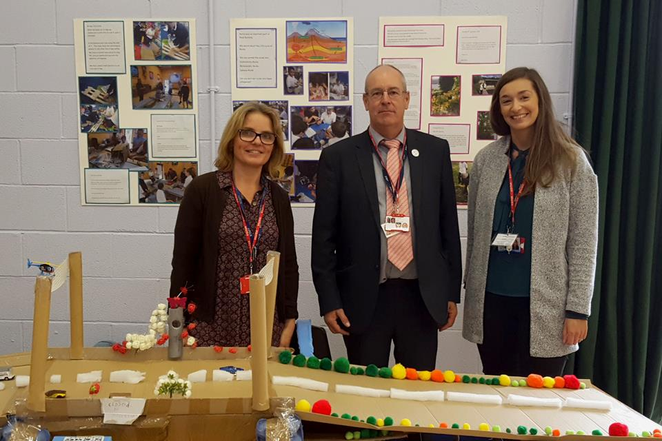Highways England goes back to school to inspire engineers of the future