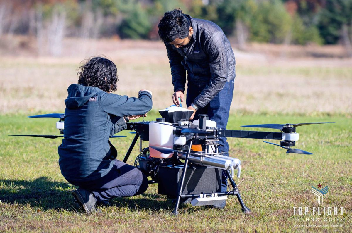 Hyundai partners with Top Flight UAV start-up to drive mobility to new heights