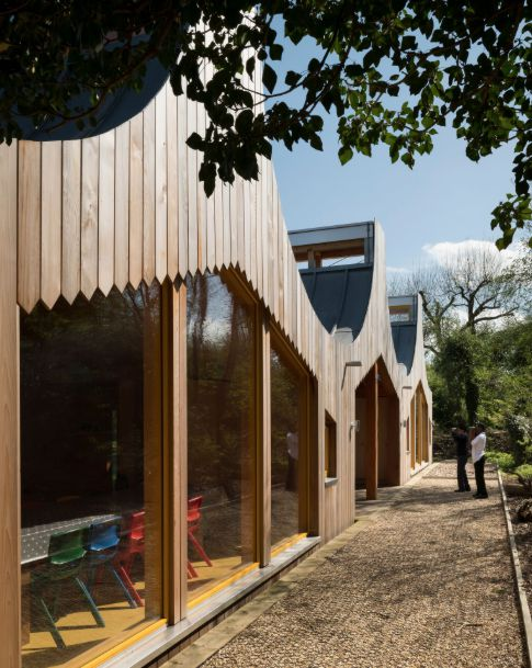 Wood Awards 2018 announce British Architecture and Design winners