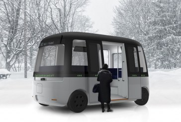 MUJI and Sensible 4 create first Autonomous Shuttle Bus for all-weather conditions