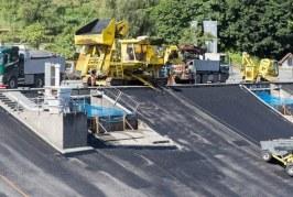 Austria's Latschau Reservoir refurbished with Shell Bitumen