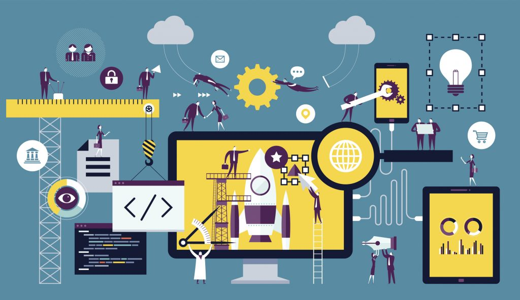 Construction survey shows digital marketing more effective then traditional advertising