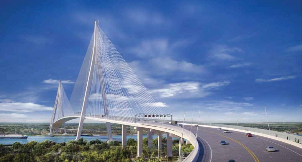 The Transtec Group awarded Gordie Howe International Bridge engineering works