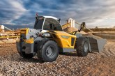 Liebherr showcasing their equipment at Pollutec 2018 trade fair in France