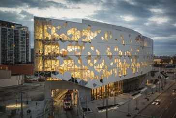Innovative architecture for all as Calgary's new Central Library opens to the public