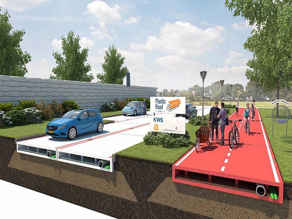 Jigsaw roads slot into the future