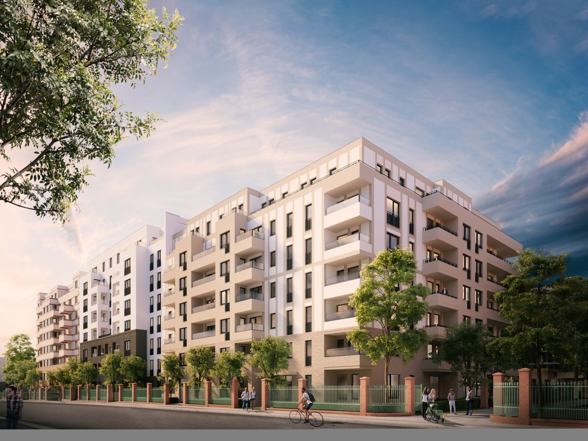 Berlin €80 million residential construction contract won by ZÜBLIN