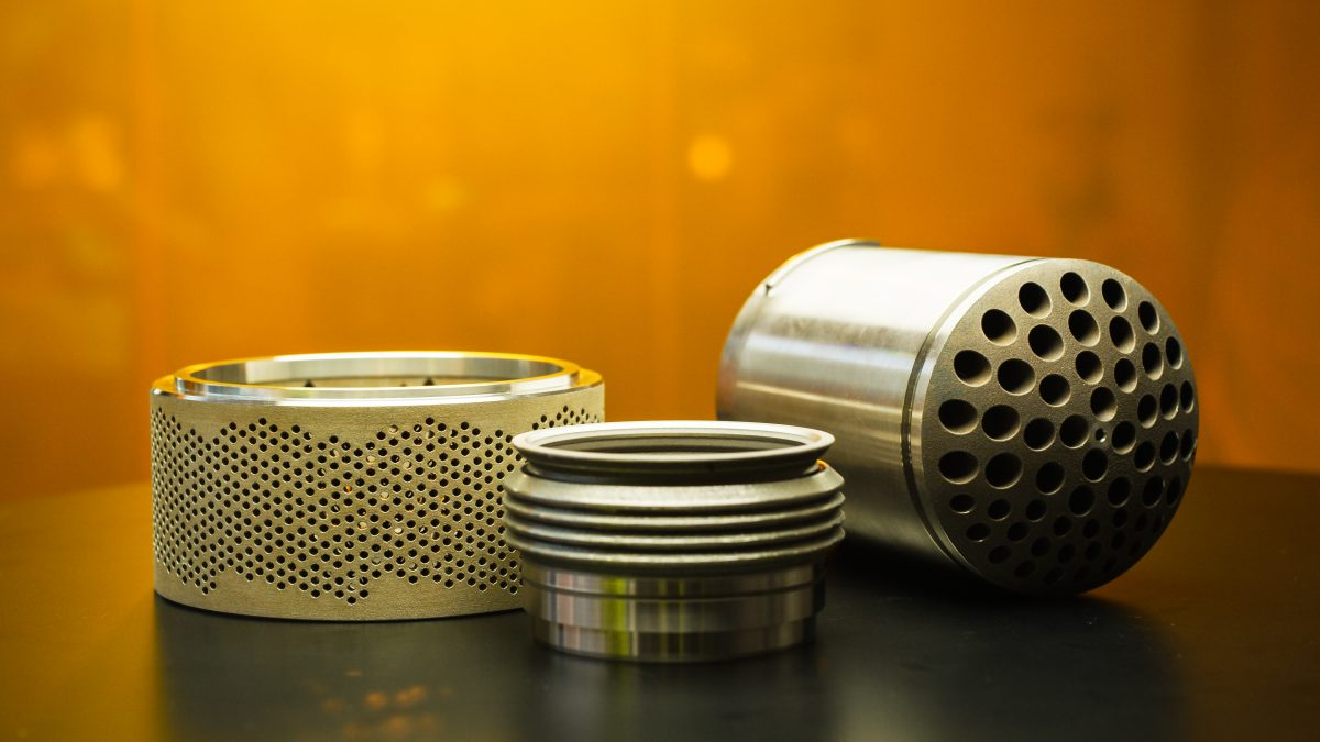 Metso introduces Industrial 3D Metal Printing for valve parts