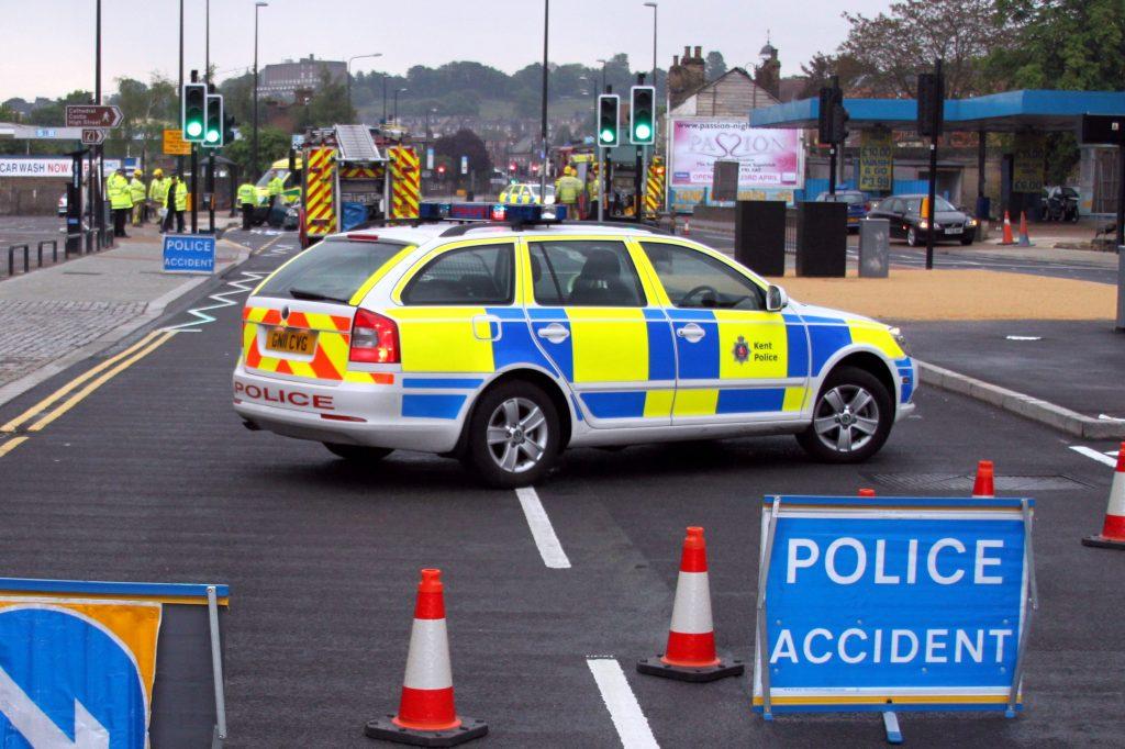 Car Crash - Photo by jf01350