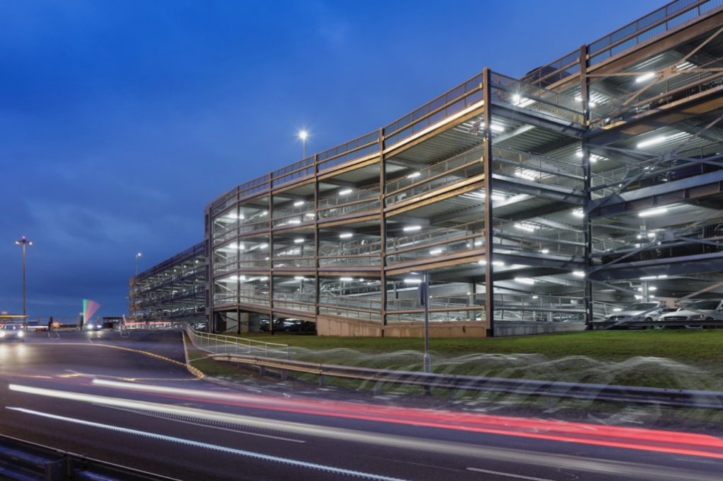 INRIX Parking wins BMW Supplier Innovation Award