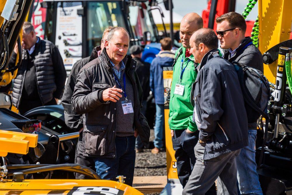 Bigger and better Plantworx 2019 already 75 percent full