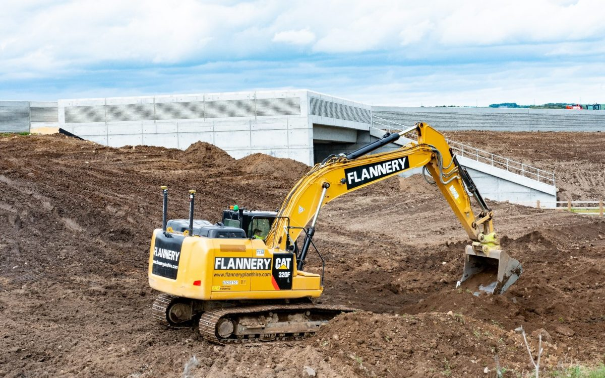 Flannery Plant Hire choose GKD Technologies Rated Capacity indicator system