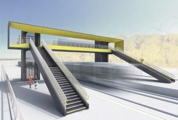 Winner announced in the Network Rail Footbridge Design Ideas Competition