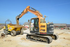 Cornwall's HG Thomas Plant Hire gets the Hyundai economical and competitive edge