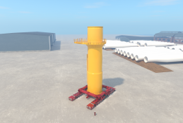 ALE's latest transport solution optimises costs for offshore wind projects