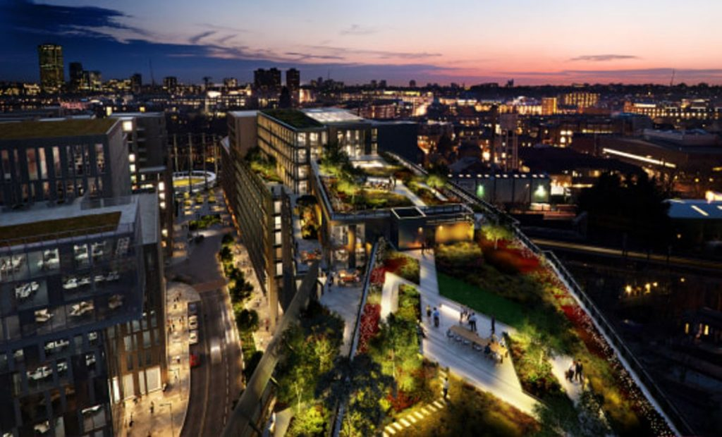 BAM Construction wins ambitious development at Kings Cross