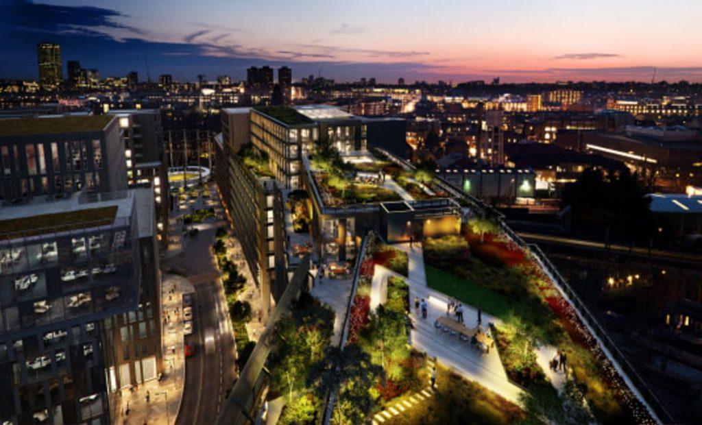 BAM Construction wins ambitious development at Kings Cross