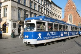 European Investment Bank loan for Krakow tramways foster clean and green transport