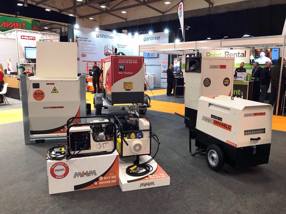 The Executive Hire Show all set to be the UK rental event of 2019