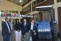 New Holland launches technical training programme in Ethiopia