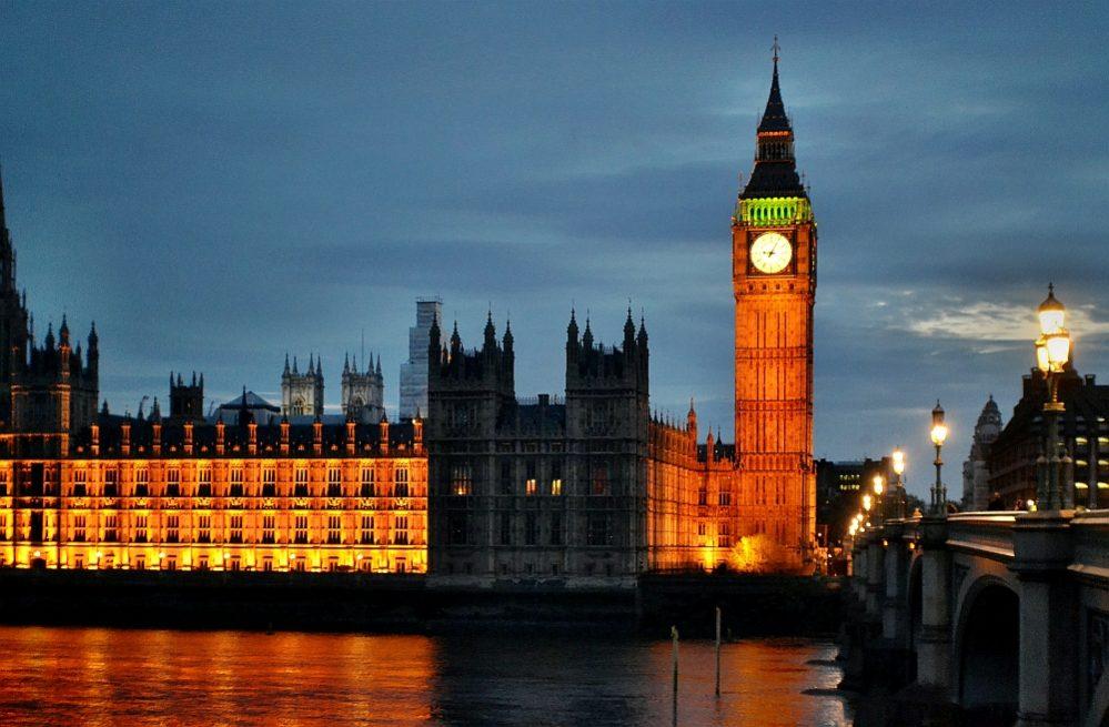 Parliament - Photo by Robert Pittman