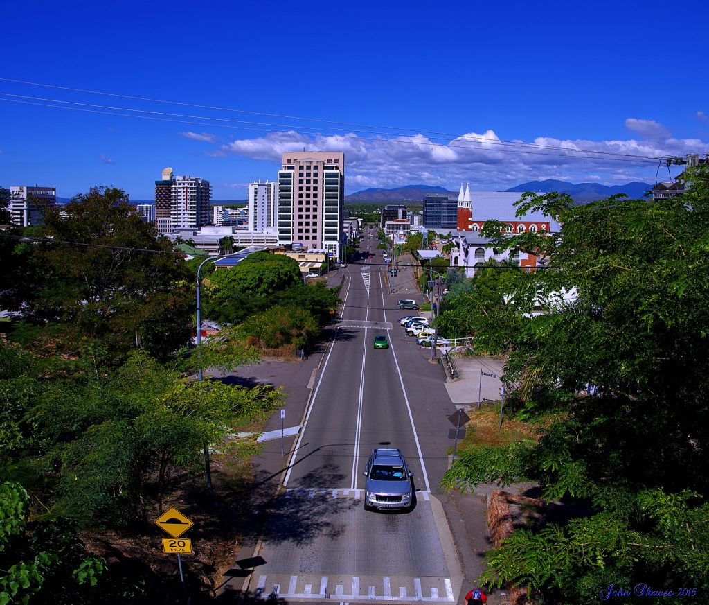 Townsville - Photo by John Skewes