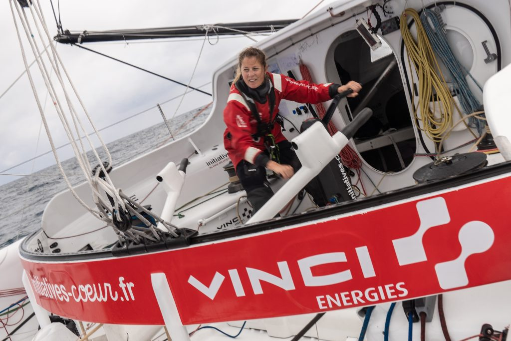 VINCI Energies supports Initiatives-Coeur sailboat to raise €112K for heart charity