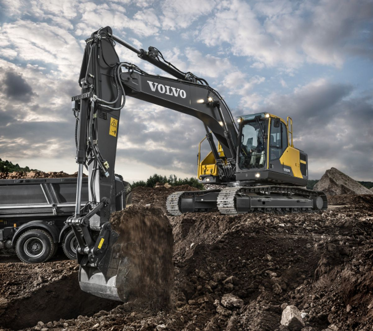 Euro IV compliant Construction Machines featured at bauma China
