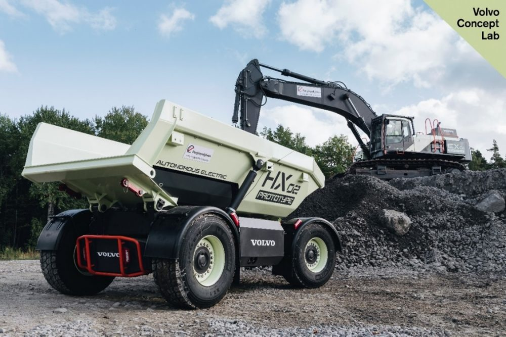 VolvoCE wins prestigious ERA sustainability award