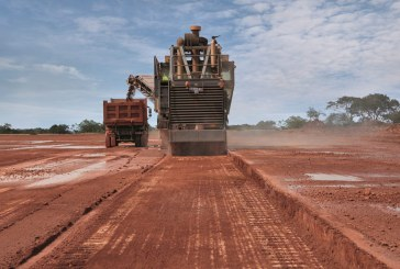 Bauxite mining in Guinea with Surface Miners maximizes profitability