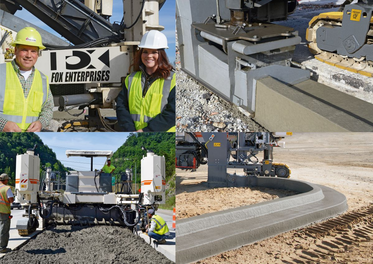 Leveraging technology with Wirtgen SP 15i and SP 25i slipform pavers