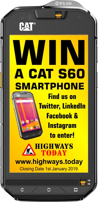 WIN a CATPhones S60 Thermal Smartphone