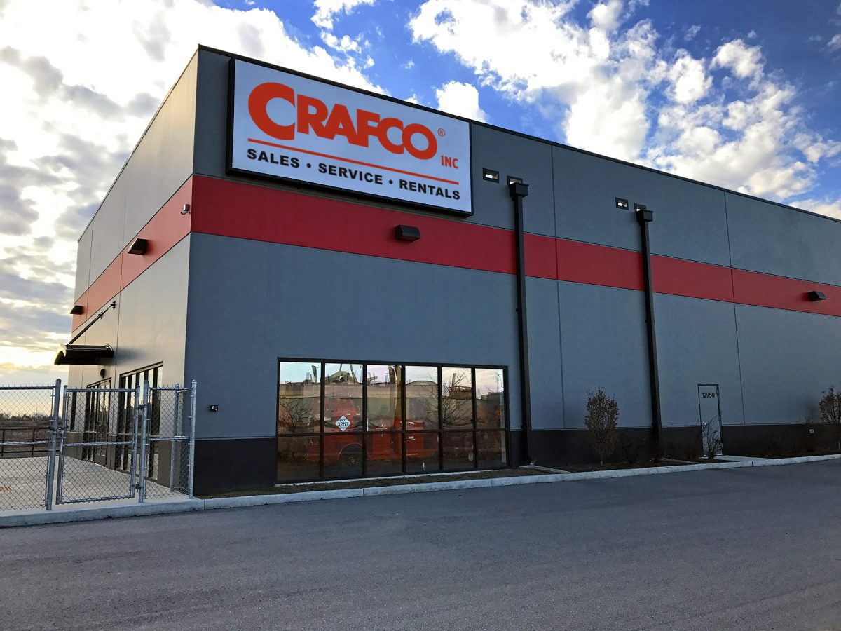 Crafco appoints Gary Johnson as their new President
