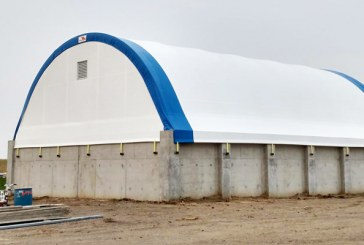The ultimate fabric construction storage buildings