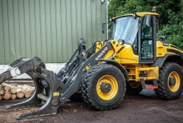 Woodgate Sawmills sticks with Volvo Construction