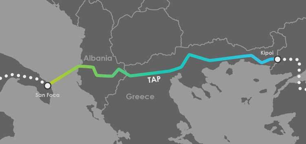Trans Adriatic Pipeline (TAP) completes €3.9bn project financing